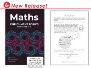 Release: Maths Enrichment Topics