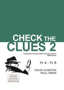 Check the Clues 2 (Years 4 – 8) eBook available