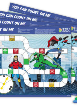 You Can Count On Me (Set of 4) – EDUGames
