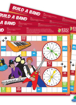 Build a Band (Set of 4)