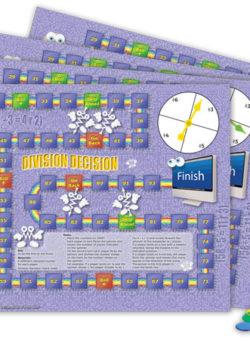 Division Decision (Set of 4) – EDUGames
