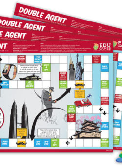 Double Agent (Set of 4)