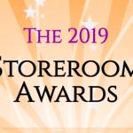 2019 Storeroom Award – Winners