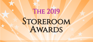 The 2019 Storeroom Awards!