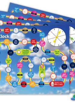 Stop the Clock (Set of 4) – EDUGames