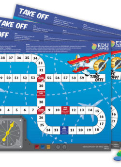 Take Off (Set of 4) – EDUGames
