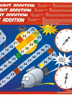 Astronaut Addition (Set of 4)