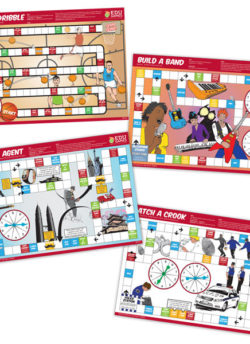 Mixed Maths Games – Pack D – EDUGames