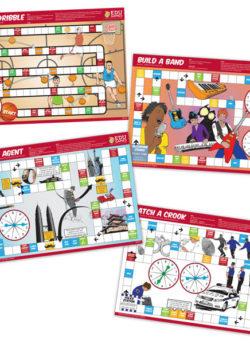 Mixed Maths Games – Pack D