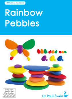 Rainbow Pebbles Book
