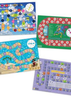 Mixed Maths Games – Pack B – EDUGames