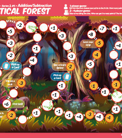 Fantastical Forest – Maths Adventure Series 2 #1 (eGame)