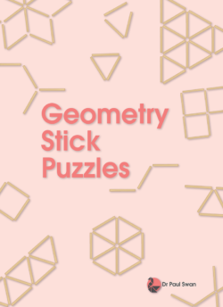 Geometry Stick Puzzles (Download)