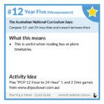 Curriculum Guide Number 12