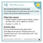 Curriculum Guide Number 6