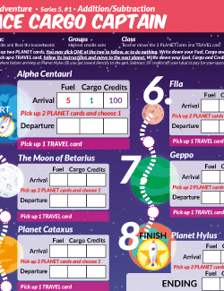 Space Cargo Captain eGame (Download)