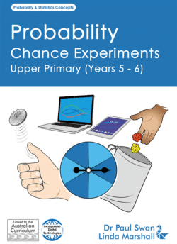 Probability Chance Experiments 2 – Upper Primary