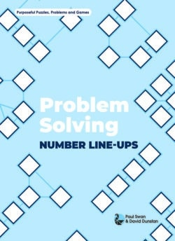 Problem Solving Number Line-Up Puzzles