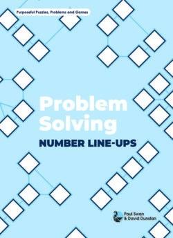 Problem Solving Number Line-Up Puzzles