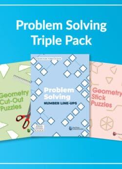 Problem Solving Triple Pack (eBook)
