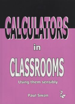 Calculators in Classrooms