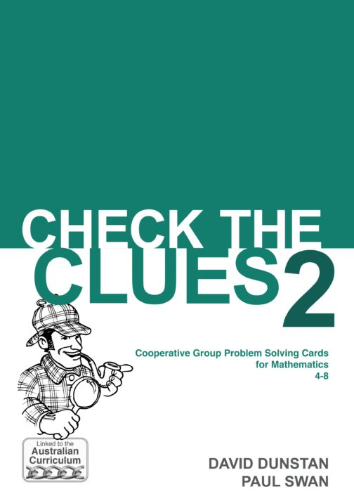 Check the Clues 2 Cover.jpg