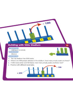 50 Place Value Activity Cards