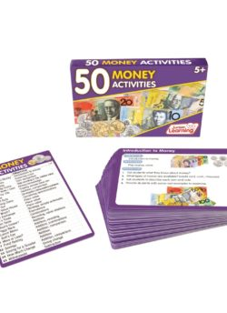 50 Money Activity Cards