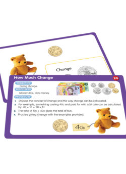 50 Money Activity Cards