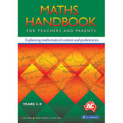 Maths Handbook for Teachers & Parents