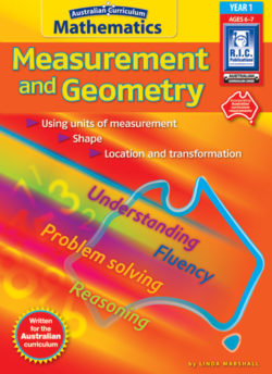 Year 1 Measurement and Geometry (A.C. Maths)