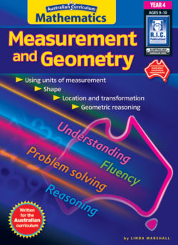 Year 4 Measurement and Geometry (A.C. Maths)