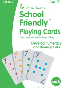 School Friendly Cards (Individual Pack)