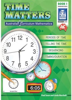 Time Matters: Book 1