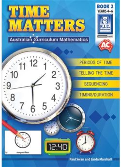 Time Matters: Book 2