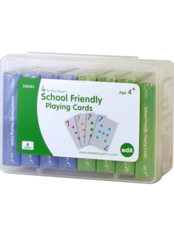 School Friendly Cards (8 Pack)